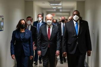 IMAGEM: Biden quer voltar a negociar com Irã para impedir proliferação nuclear