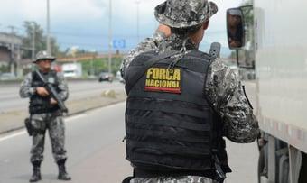 IMAGEM: Mendonça envia Força Nacional ao Acre em ações de bloqueio de estrangeiros