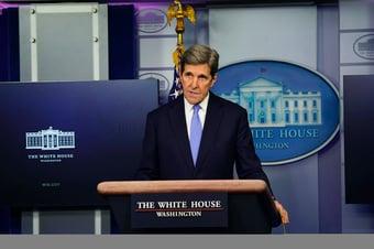 IMAGEM: EUA de volta ao Acordo de Paris