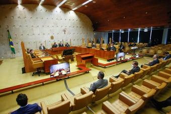 IMAGEM: Maioria do STF decide julgar no plenário anulação das condenações de Lula