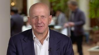 IMAGEM: Presidente do Goldman Sachs chama trabalho remoto de 'aberração'