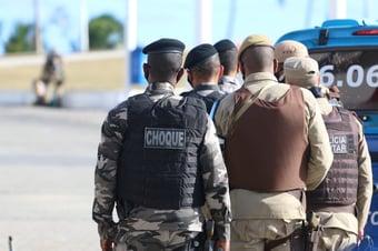 IMAGEM: Lideranças policiais bolsonaristas incitam tropas contra governadores