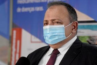 IMAGEM: Senadores chamam Pazuello de 'cara de pau' após visita de Onyx
