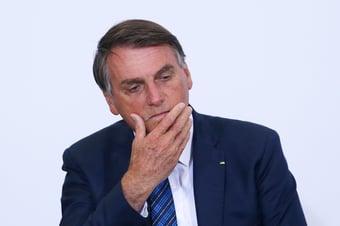 IMAGEM: Bolsonaro fala em zerar definitivamente impostos sobre o diesel; ações da Petrobras caem
