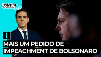 IMAGEM: Boletim A+: mais um pedido de impeachment de Bolsonaro