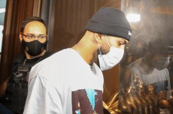 IMAGEM: Flagrado em cassino ilegal, Gabigol aceita pagar R$ 110 mil para não ser processado