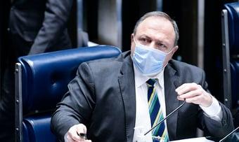 IMAGEM: TCU aponta omissões graves de Pazuello em gestão da pandemia e sugere punição