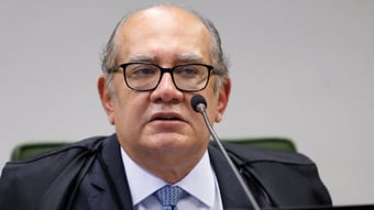 IMAGEM: 5 x 1 – Gilmar Mendes vota a favor de anular condenações de Lula