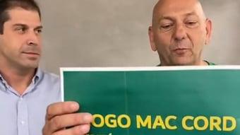 IMAGEM: Secretário de Guedes se encontra com Luciano Hang fora da agenda oficial