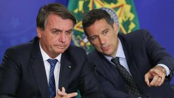 IMAGEM: Presidente do BC diz que equipe de Guedes é 'incompetente'