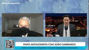 IMAGEM: Internações diminuíram após restrições em São Paulo, diz Gabbardo