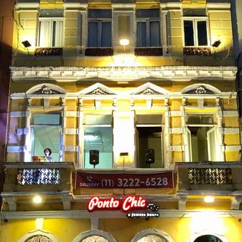 IMAGEM: Dono do restaurante Ponto Chic morre de Covid-19 em SP