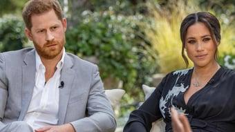 IMAGEM: O melhor resumo da entrevista de Meghan e Harry na TV americana