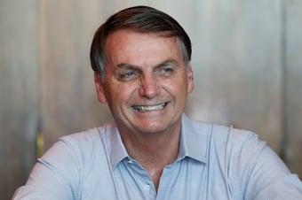 IMAGEM: Bolsonaro cogita voltar a ter um porta-voz