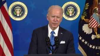 IMAGEM: 'É hora de as tropas americanas voltarem do Afeganistão', diz Biden