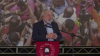 """IMAGEM: """"Lula pode ser o Biden brasileiro"""""""