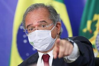IMAGEM: Guedes apresentará 'dossiê contra estados' na CPI da Covid