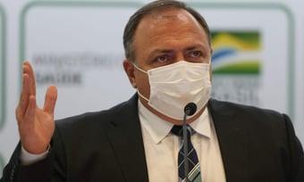 IMAGEM: MPF move ação de improbidade contra Pazuello por omissão em Manaus