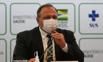 IMAGEM: Girão quer investigação sobre Pazuello compartilhada com CPI