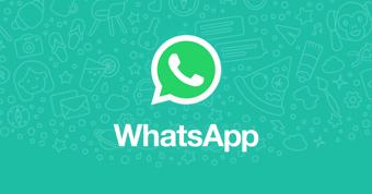 IMAGEM: WhatsApp fora do ar