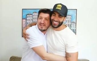 IMAGEM: Deputado convida cantor bolsonarista Gusttavo Lima para disputar eleição