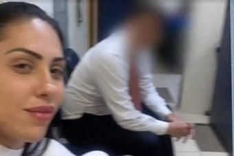 IMAGEM: Mãe de Henry recebe alta e é transferida de volta para presídio