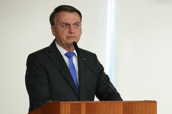 IMAGEM: Bolsonaro descarta Aliança e fala em negociação com 2 partidos
