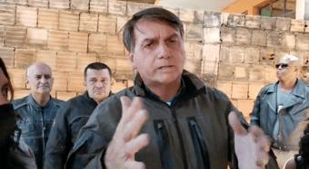 "IMAGEM: ""Lamento os superpoderes que o Supremo deu a governadores e prefeitos"""