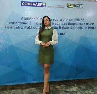 IMAGEM: Jair Renan ganha aliada no Desenvolvimento Regional