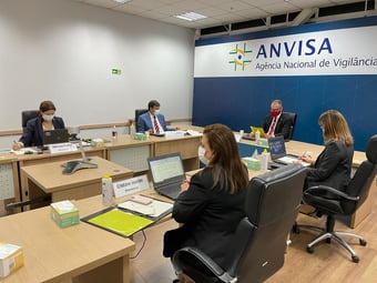 IMAGEM: Anvisa diz a governadores que importar Sputnik V é mais simples do que uso emergencial ou registro