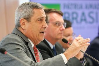 IMAGEM: Deputados do PSB pedem ao STF para garantir convocação de Braga Netto