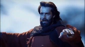 IMAGEM: 'Os Dez Mandamentos' tem quase zero de audiência na estreia