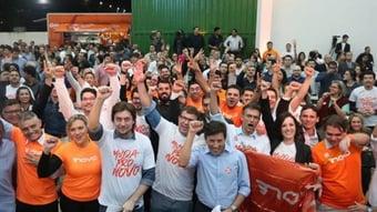 IMAGEM: Partido Novo lança fundação para formar candidatos para 2022