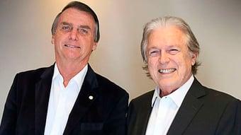 """IMAGEM: """"Bolsonaro está enrolando todo mundo, mas, no final, voltará para o PSL"""""""