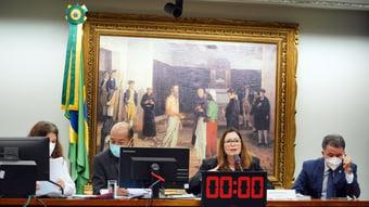 IMAGEM: CCJ da Câmara discute proposta que altera composição do CNMP