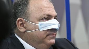 IMAGEM: Pazuello é nomeado para secretaria vinculada à Presidência