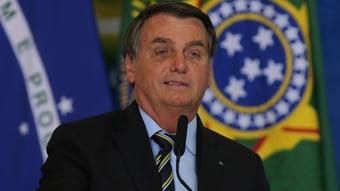 IMAGEM: Bolsonaro diz que participará de manifestação na Esplanada