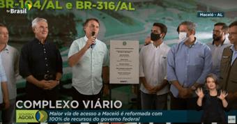 IMAGEM: Os amigos de Bolsonaro no Nordeste