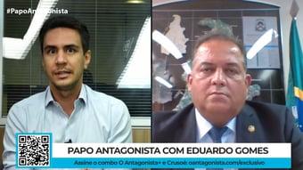 IMAGEM: Bolsolão: Eduardo Gomes nega que pagamento de emendas tenha sido condicionado a votações
