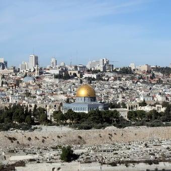 IMAGEM: Novos confrontos em Jerusalém deixam pelo menos 180 feridos