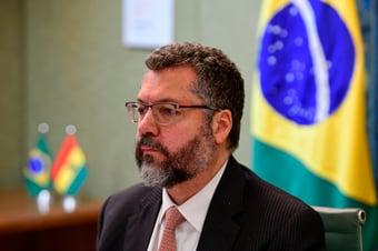 IMAGEM: Deputado Ernesto Araújo?