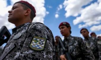 IMAGEM: Torres prorroga missão da Força Nacional em terra indígena no MT
