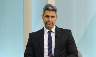 IMAGEM: Presidente da Anatel dá entrevista sobre leilão do 5G