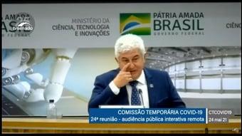 IMAGEM: Senadores não perguntam o que Pontes fez com Annita