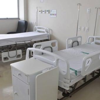 IMAGEM: Oferta de leitos de UTI sobe 150%, mas hospitais estão mais lotados