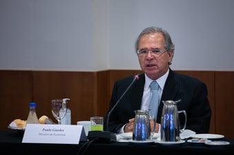 IMAGEM: Paulo Guedes vai à Câmara falar sobre cortes nas universidades