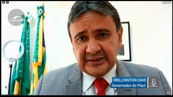 """IMAGEM: """"O plano furou"""", diz Wellington Dias, sobre rejeição da Anvisa à importação da Sputnik V"""
