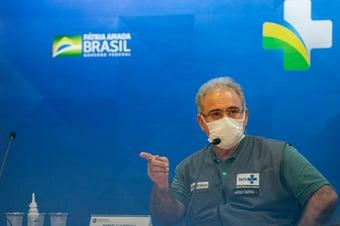 IMAGEM: Copa América tem 41 casos de Covid entre delegações e prestadores de serviços