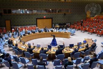IMAGEM: Brasil volta ao Conselho de Segurança da ONU