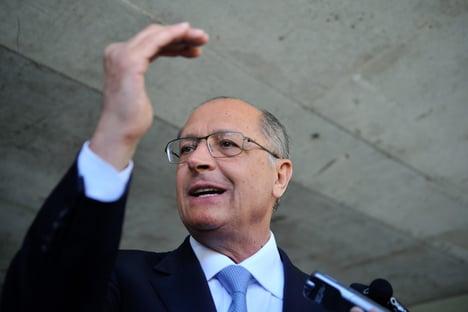 PSL negocia com Alckmin